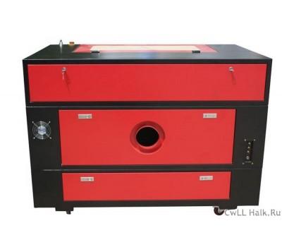 Лазерный станок ЧПУ Halk-90