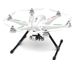 Walkera Tali H500 (white) FPV 1