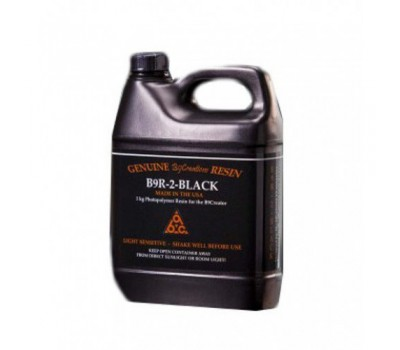 Фотополимер B9 Black Resin США 1 кг