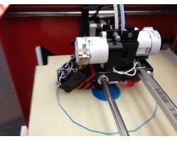 Builder 3D Printer Single Extruder