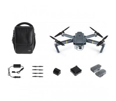 Квадрокоптер DJI Mavic Pro комбо набор