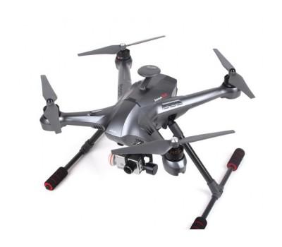 Квадрокоптер Walkera SCOUT X4 (carbon) GSC 3 с креплением под камеру GoPro