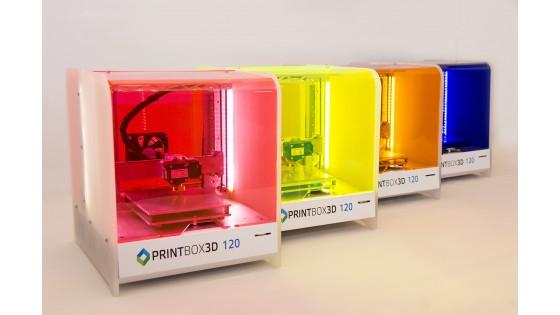 3D принтер Printbox3D 120