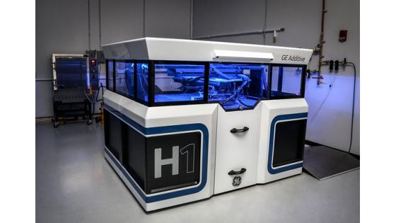 Прототип самого большого лазерного 3D-принтера